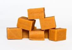 Dulce de azúcar con gusto del pan de jengibre Imagen de archivo libre de regalías