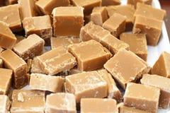 Dulce de azúcar fresco del caramelo Fotografía de archivo libre de regalías