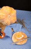 Dulce de cosecha propia de la calabaza Fotografía de archivo libre de regalías