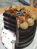 Dulce de la torta Fotos de archivo