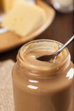 Dulce de leche Royalty Free Stock Photo