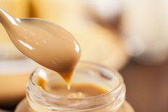 Dulce de leche Royalty Free Stock Images