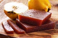 Dulce de Membrillo stock image