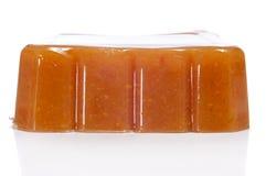 Dulce de membrillo, gelée de coing, typique de l'Espagne photographie stock libre de droits