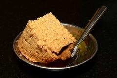 Dulce de Oriya - Chenna Pudo Foto de archivo libre de regalías
