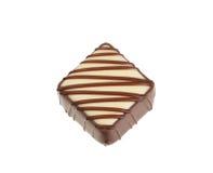 Dulce del chocolate Fotografía de archivo libre de regalías