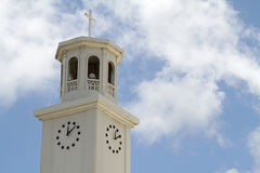 Dulce Nombre de Maria Cathedral Basilica. In Guam Royalty Free Stock Photography