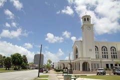 Dulce Nombre de Maria Cathedral Basilica. In Guam Stock Image