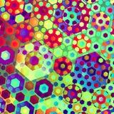 Dulces abstractos Imagenes de archivo