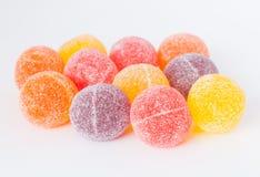 Dulces azucarados coloridos Imagen de archivo