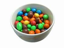 Dulces coloridos Foto de archivo libre de regalías