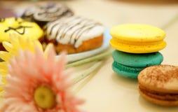 Dulces coloridos Fotografía de archivo