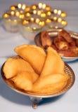 Dulces de Iftar foto de archivo libre de regalías