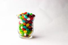 Dulces de la haba de jalea Fotografía de archivo libre de regalías