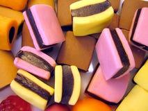 Dulces de la jalea Fotos de archivo