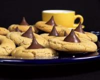 Dulces de la mantequilla de cacahuete Foto de archivo libre de regalías