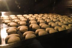Dulces de Linzer Foto de archivo