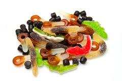 Dulces del caramelo de Colorfull Fotos de archivo libres de regalías