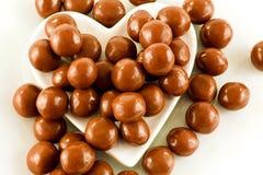 Dulces del caramelo del chocolate Imagen de archivo libre de regalías
