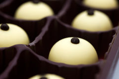Dulces del chocolate imagen de archivo libre de regalías