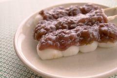 Dulces japoneses Foto de archivo