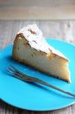 Dulces - pedazo de torta Imagen de archivo libre de regalías