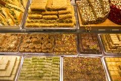 Dulces turcos Foto de archivo libre de regalías