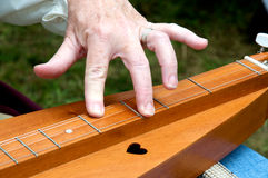 Dulcimer Royalty Free Stock Photos