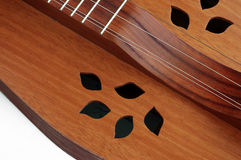 Dulcimer. Close up Stock Photos