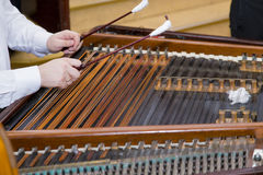 Dulcimer Royalty Free Stock Photography
