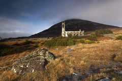 Dulewy Church. Church ruins in Dulewy, Co. Donegal, Ireland Royalty Free Stock Image