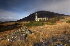 Dulewy kyrka royaltyfri bild