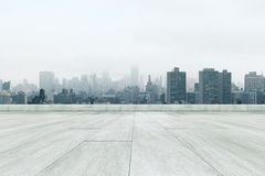 Dull city background Royalty Free Stock Photography