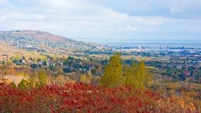 Duluth Μινεσότα Στοκ φωτογραφία με δικαίωμα ελεύθερης χρήσης