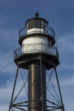 Duluth Inner Canal Lighthouse Royalty Free Stock Photos