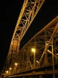 Duluth-Luftaufzug-Brücke Lizenzfreie Stockfotografie