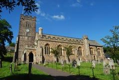 Dulverton Church Royalty Free Stock Images