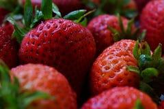 Dulzor de fresas imagen de archivo