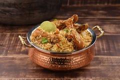 Free Dum Chicken Biriyani Closeup Image Royalty Free Stock Image - 215558816