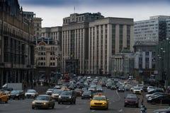 A duma de estado de Rússia Imagens de Stock Royalty Free