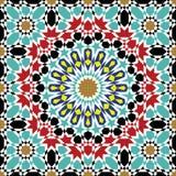 Duma-nahtloses Muster Stockbild