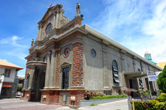Dumaguete Kathedrale Stockfotografie