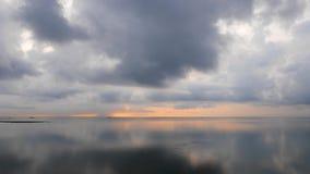 Dumaguete wschodu słońca czasu upływ zdjęcie wideo