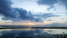 Dumaguete wschodu słońca timelapse zbiory wideo
