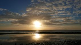 Dumaguete wschodu słońca timelapse zbiory