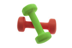 Dumb Bells Stock Images