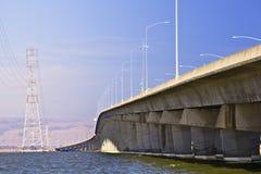 Dumbarton-Brücke Stockbild