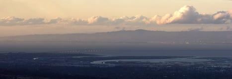 Dumbarton panorama Stock Images