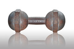 Dumbbell Stockfoto