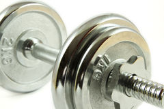 Dumbbell Lizenzfreie Stockfotos